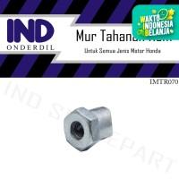 Mur-Nut Tahanan-Tiang Rem Motor Honda Grand/Win//Revo/Supra/Beat/Vario
