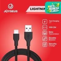 Kable data Apple Lighting Iphone JOYSEUS 100 CM Nylon - KB0005-LL
