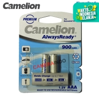 Battery Camelion AAA Rechargable 900MAH NI-MH 1.2V