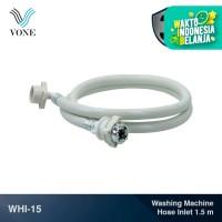VONE WHI-15 Selang Mesin Cuci Inlet 1.5 Meter Washing Machine Hose