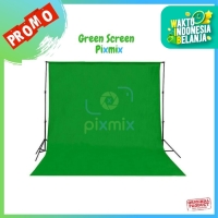 Background foto Green Screen 2,4x2m