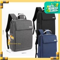 Tas Ransel Kanvas / Tas Laptop 829 / Tas Kerja / Canvas Backpack