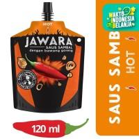 Jawara Saus Sambal Bawang Goreng Hot Pouch 120Ml