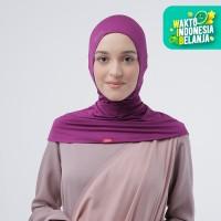 Zoya Inner Kerudung Ciput Hijab - Ciput Rising Star Majesty Purple