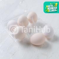 Telur Ayam Kampung Omega isi 6/Pack