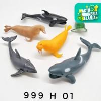 Mainan Hewan Binatang Laut / Sea Animal Set