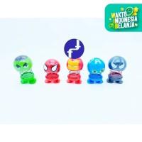 Mainan Anak Boneka Pajangan Per Smile Emotion Avengers Avenger MARVEL