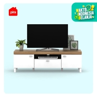 Bavarian Meja / Rak TV WHITE - YELLOW OAK (BENEDICT TV150)