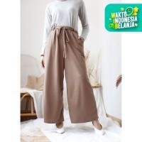 Mybamus Byna Culotte Pants Mocca - M13036 R23S4