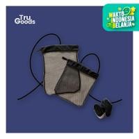 Foldable Shopping Bag / tas belanja lipat Rollpac buy 1 get 1