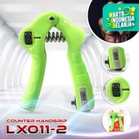 Hand Grip Adjustable HandGrip with Counter 40kg Fitnes Speeds LX 011-2