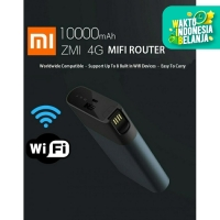 XIAOMI ZMi MF885 3G 4G LTE WiFi Hotspot with 10000mAh Powerbank QC2.0