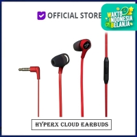 Kingston HyperX Cloud Earbuds Gaming Headphones With Mic