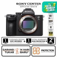 Sony Alpha A7III Body Only Black