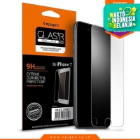 Spigen iPhone 7 / iPhone 8 Tempered Glass GLAS.tR SLIM HD