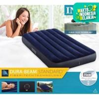 Kasur Angin Twin Intex Durabeam Standard Blue 64757 / Kasur Intex