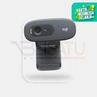 Webcame Logitech C270 HD Original Garansi 1 Tahun