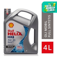 Oli Mesin Mobil Shell Helix HX8 5W-30 (4L)