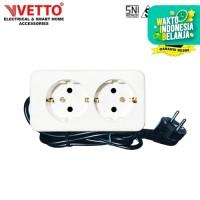 Stop Kontak Vetto V8202 1.5M SNI-V8202/1.5M LC
