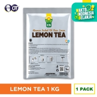 CS FOOD Lemon Tea - 1 Kg