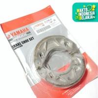 Kampas Rem Belakang Mio Gt Mio J Soul Gt 125 Original Yamaha