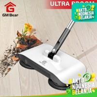 GM Bear Sapu Otomatis Praktis 1085-Ultra Broom White