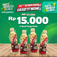 Don Pedro Tango Drink 250ml - [Bundle 4 Pcs]