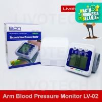 TENSIMETER /Alat Ukur Tekanan Darah Blood Pressure Monitor JZK-002R