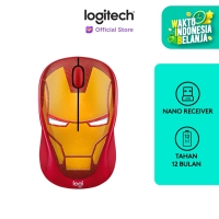 [FS] Logitech M238 Marvel Collection Wireless Mouse - IRON MAN