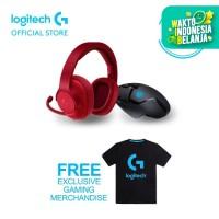 Logitech Hero Packages G402 + G433