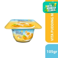 Vita Pudding - Mangga 105gr - [1 Pcs]