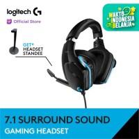Logitech G633s 7.1 LIGHTSYNC Gaming Headset - Free Stand Headset