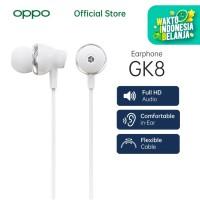 OASE Earphone GK8 [Garansi Resmi] - OPPO Official Accessories