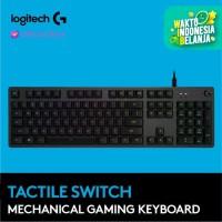 Logitech G512 RGB Mechanical Gaming Keyboard - Tactile