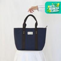 Tas Tote Bag Tomoko 407 Blue