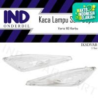 Mika-Kaca Sen-Sein-Riting-Ritting Depan Honda Vario 110 Karbu-Old-Lama