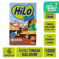 Twin Pack: HiLo Teen Chocolate 1000gr - Susu Tinggi Kalsium