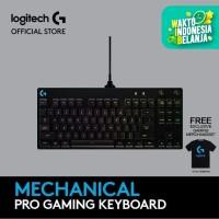 Logitech G Pro Mechanical Gaming Keyboard - Free Merchandise