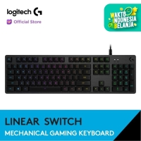 Logitech G512 RGB Mechanical Gaming Keyboard - Linear