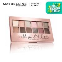 Maybelline Eyeshadow Blush Nudes Palette Make Up