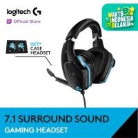 Logitech G633s 7.1 LIGHTSYNC Gaming Headset - Free Case