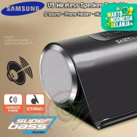 Speaker Bluetooth SAMSUNG V9 Good Bass 16W Wireless Metal Phone Holder