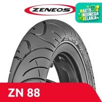 Ban Depan & Belakang Motor Zeneos 100/80-14 ZN 88 Tubeless Honda Vario