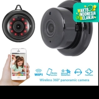 Bubblekiss Baby IP Camera V380 Mini Nirkabel Wifi 1080 P HD Kamera