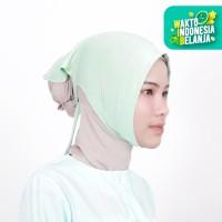 Zoya Inner Kerudung Ciput Hijab - Ciput Face Lift Mint