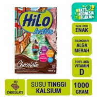 Twin Pack: HiLo Active Chocolate 1000gr