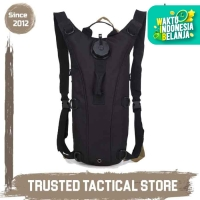 Tactical Hydration Bag Backpack Hidration Camelbag 3L Tas Air - Black