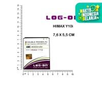 Log On Baterai HIMAX Y10i