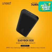 UNEED EasyBox B20 Powerbank 20.000mAh - UPB412.2