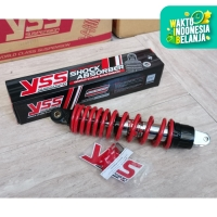 SOK SHOCK YSS PRO ZR RED 300 MM BEAT VARIO SPACY SCOOPY MIO XEON FINO